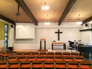 Gottesdienstsaal