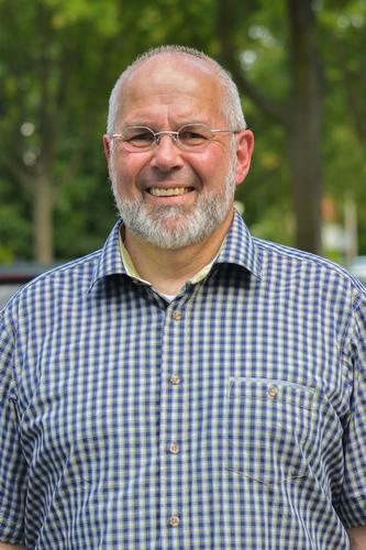Pastor Reinhard Schröder :